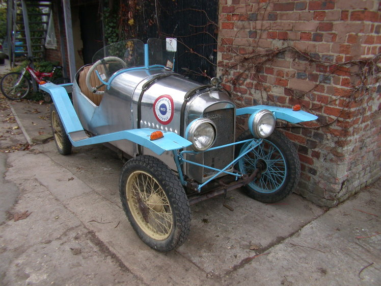Car Lot For Sale >> Amilcar CS for sale